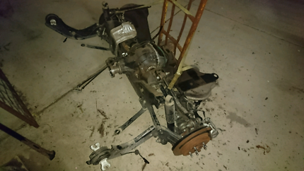 Fgx xr6 diff cradle