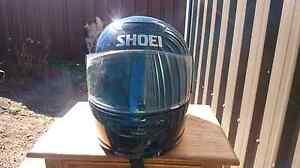 Shoei bike helmet South Guyra Guyra Area Preview