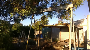 A Frame Gantry 500kg Rated with Girder Trolley Mallala Mallala Area Preview
