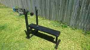 Bench Press + 55kg weights & bar East Brisbane Brisbane South East Preview