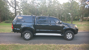 Toyota hilux 4x4 SR5 2007 Londonderry Penrith Area Preview