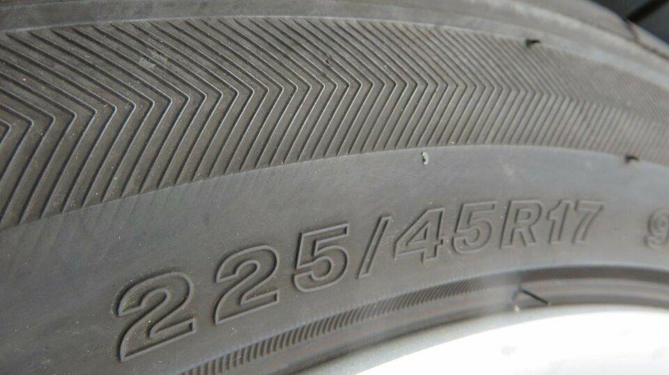 1x Alufelge Rad Opel Meriva B 225/45 R17 | 7x17 H2 | 13385456 in Koblenz