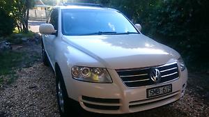 VW Touareg 2003 v6 Nerrina Ballarat City Preview