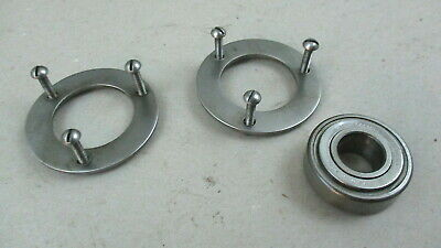 Nice South Bend Heavy 10 10l Lathe Underdrive Countershaft Bearing Plates