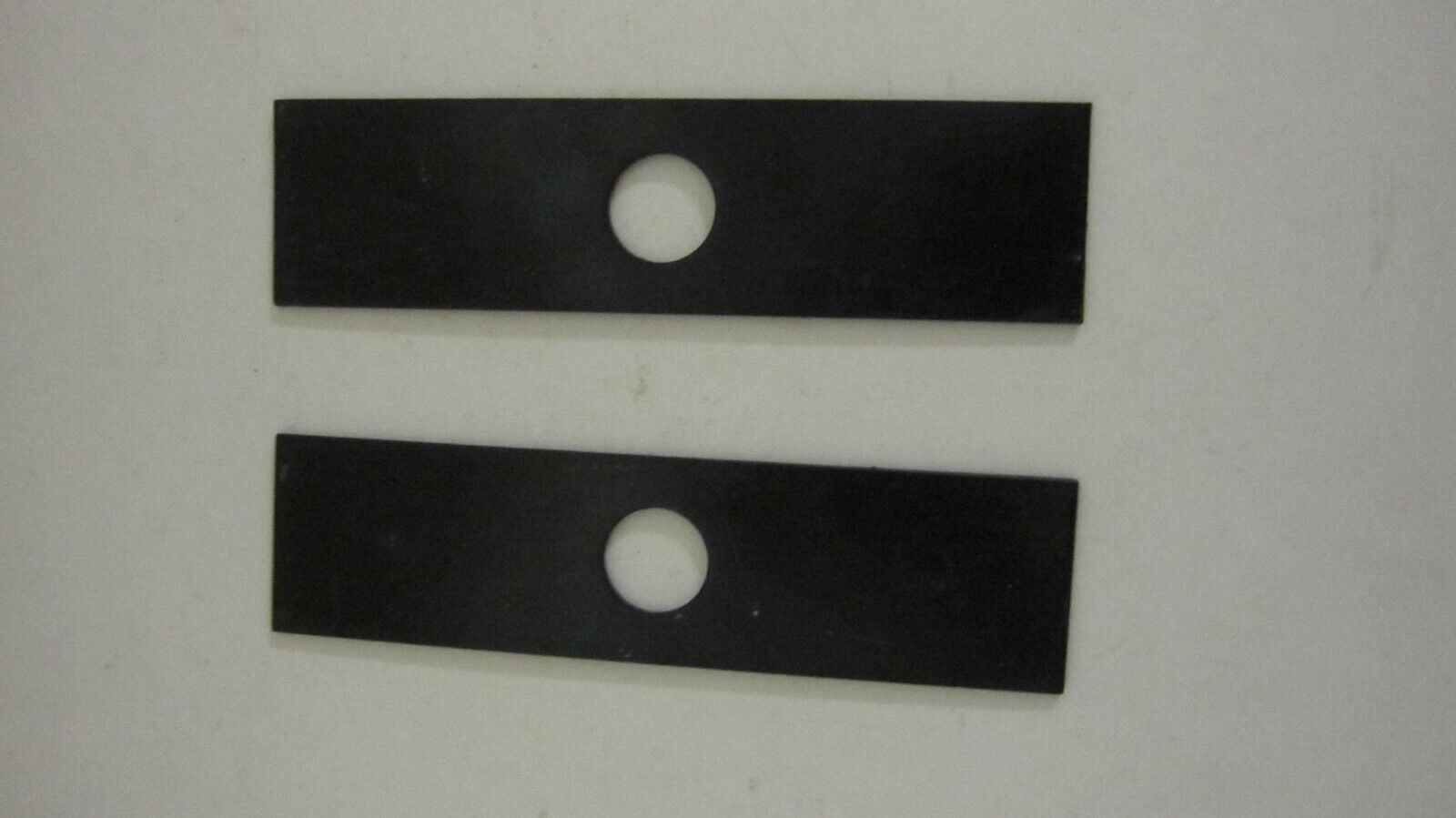 LAWN EDGER BLADES, LOT OF 2 - $6.49