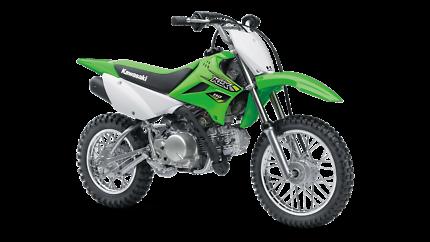 motorcycle    KLX110
