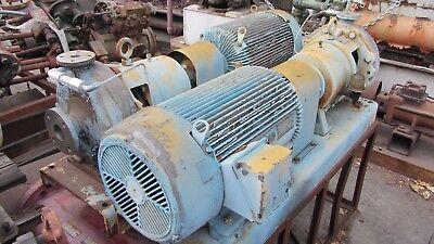 Aurora High Pressure Pump 90gpm400tdh Stainless Steel W30hp Motor 3500rpm