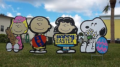 Easter Egg Garden Outdoor Lawn Decorations - Easter Lawn Decorations
