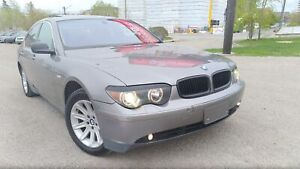 2002 BMW 7 Series 745i / *MONTHLY SPECIAL*1YEAR  P/T WARRANTY