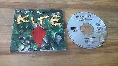 CD Pop Nick Heyward - Kite (3 Song) MCD EPIC / SONY MUSIC