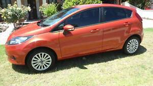 Ford Fiesta Hatchback 2012,Immaculate Condition,RWC,VERY LOW KM's