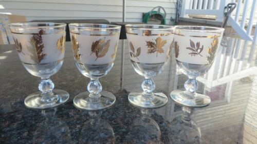 VINTAGE LIBBY WINE GLASSES