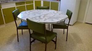 Kitchen Table and 4 Chairs Inverell Inverell Area Preview