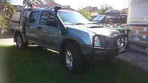 2007 Holden Rodeo turbo diesel 4x4 Fawkner Moreland Area Preview