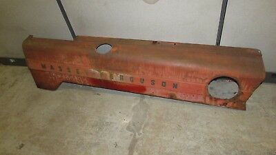 Massey Ferguson 1100 Tractor Right Side Hood Section