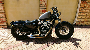 Harley Davidson Forty Eight Doubleview Stirling Area Preview