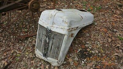Ford 8n Hood And Grille