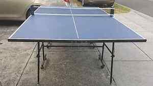 Table Tennis Oakleigh Monash Area Preview