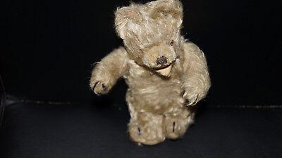 Alt Teddy Teddybär Hermann Stoffteddy Stofftier Bär Baer Zotty