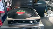 Record player BASE USB Turntable with AM/FM and AUX outputs Bowden Charles Sturt Area Preview
