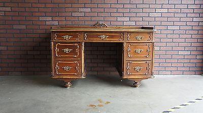Antique Desk / Desk / Writing Desk / Vintage Desk