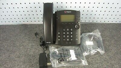 Polycom Voip Vvx310 Business Phones Model 2201-46161-0014 In Stock