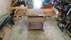 Woodwork bench Eastwood Ryde Area Preview