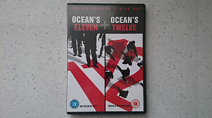 Oceans 11 & 12 DVDS Springvale South Greater Dandenong Preview
