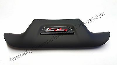 23379951 2016-2018 Chevrolet Camaro Lower Steering Wheel SS Cover with SS Emblem Camaro Ss Wheel Emblems