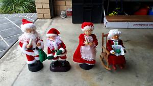 animated christmas figures