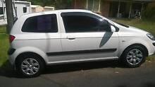 2011 Hyundai Getz Hatchback Richmond Hawkesbury Area Preview
