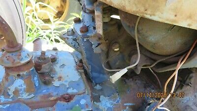 Long Tractor 350460 Steering Box Assm Only