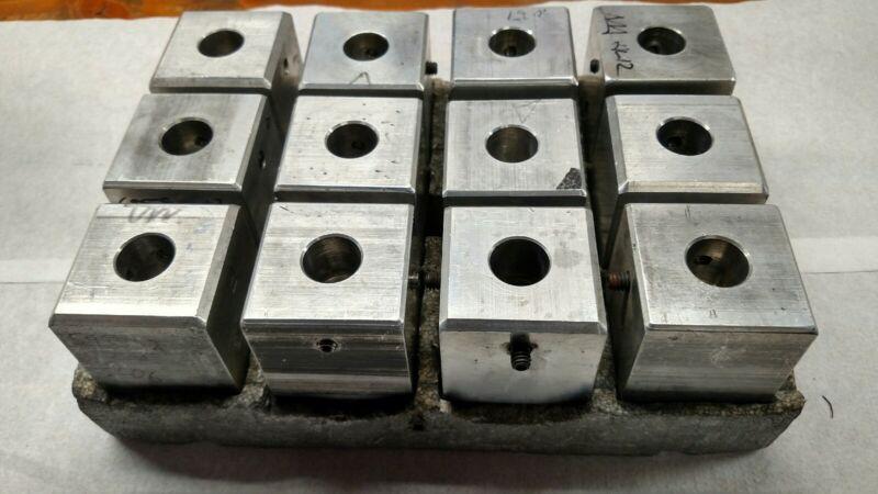 Erowa Compatible Custom Aluminum holders for .750 rounds