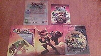 PS3 Ratchet & Clank Todos para uno Edición Especial Completo Muy buen...