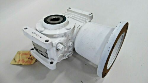 Cone Drive CMSHV20A622-X7A Used Speed Reducer 1750 Rpm 1.78 rating 15:1 Ratio
