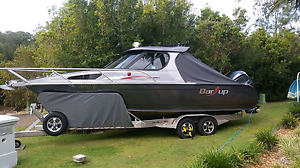 2012 Xp746 Southern Aluminium Boat Ormeau Gold Coast North Preview