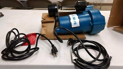 Barnes Sump Pump 112551 Model Sp33vf Vert-flt 10
