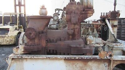 Westinghouse Steam Turbine 17500hp 7889rpm