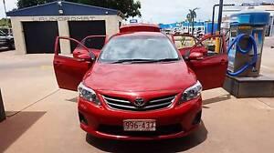 Gorgeous Toyota Corolla Sedan(2011) Darwin CBD Darwin City Preview