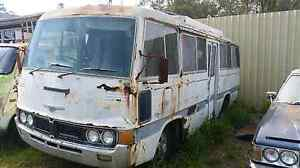 Toyota  Coaster Motorhome Yamanto Ipswich City Preview