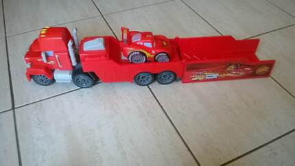 Fisher price shake and go racer Mack: Includes launching McQueen Para Hills West Salisbury Area Preview