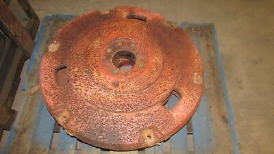 Massey Ferguson 1100 Rear Wheel Center 38