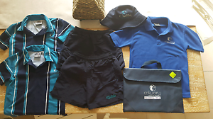 Calvary size 8 uniforms, library bag & hat Townsville Townsville City Preview