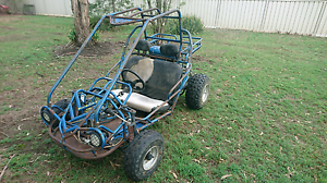 Twister bush beast 2 off-road buggy, go kart 150cc Clarence Town Dungog Area Preview