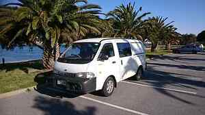 Campervan with kitchen area, 240v power points Adelaide CBD Adelaide City Preview