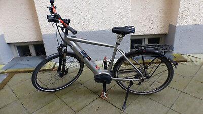 Pedilec, Breezer Powertrip Evo 1.3+ Bosch Elektro Fahrrad 2020, Silber, Rahmenhö