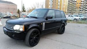 2006 Land Rover Range Rover SC Super Charged