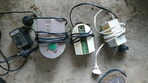 Fish tank pumps