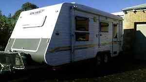 Galaxy Southern Cross 2005 caravan Mornington Mornington Peninsula Preview