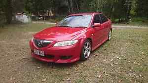 Mazda 6 luxury sports 2003 manual Rochedale South Brisbane South East Preview
